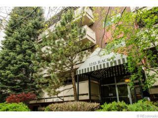 1245  Race Street  206, Denver, CO 80206 (#7289436) :: Colorado Home Finder Realty