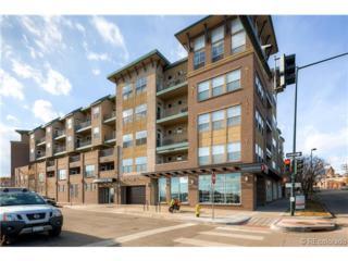 1441  Central Street  208, Denver, CO 80211 (#7361711) :: The Peak Properties Group