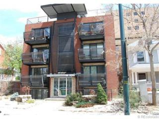 1336  Logan Street  103, Denver, CO 80203 (#7365371) :: The Peak Properties Group