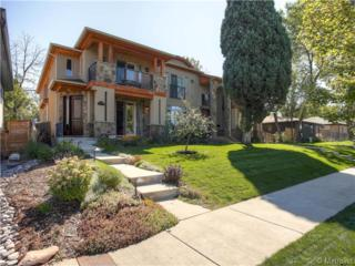 2066 S Pearl Street  , Denver, CO 80210 (#7372609) :: The Healey Group