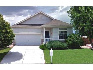 9803  Eagle Creek Circle  , Commerce City, CO 80022 (#7391101) :: The Peak Properties Group
