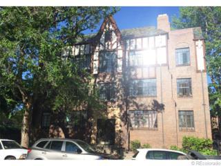 1060 N Washington Street  1A, Denver, CO 80203 (#7425156) :: The Peak Properties Group