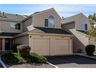 7476 E Arkansas Avenue  3307, Denver, CO 80231 (#7529017) :: Wisdom Real Estate