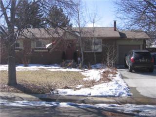 343 S Revere Street  , Aurora, CO 80012 (#7768935) :: The Krodel Team | Cherry Creek Properties, LLC