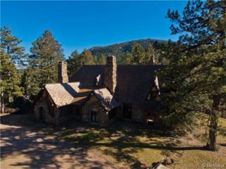 32743  Upper Bear Creek Road  , Evergreen, CO 80439 (#7809451) :: The Healey Group