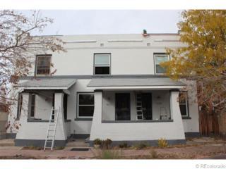 1425 E 23rd Avenue  , Denver, CO 80205 (#7852929) :: The Peak Properties Group