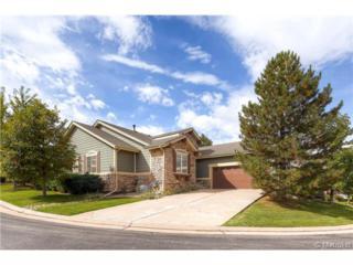 9797 S Johnson Court  , Littleton, CO 80127 (#7875247) :: The Peak Properties Group