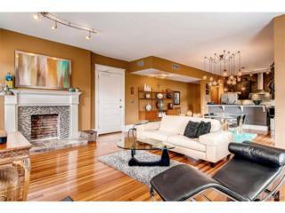 1210 E Colfax Avenue  303, Denver, CO 80218 (#7894857) :: The Peak Properties Group