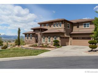 199  Morningdew Place  , Highlands Ranch, CO 80126 (#8110012) :: The Peak Properties Group