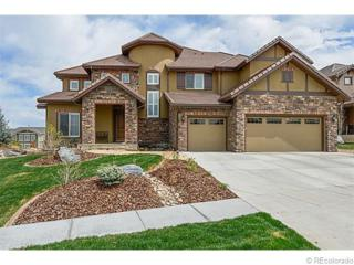 10692  Backcountry Drive  , Highlands Ranch, CO 80126 (#8254576) :: The Peak Properties Group
