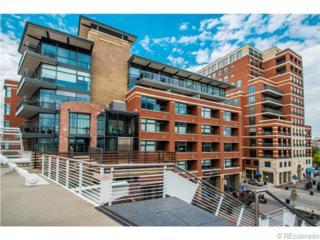2100  16th Street  406, Denver, CO 80202 (#8281977) :: The Peak Properties Group