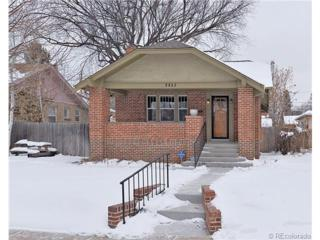 2853  Dexter Street  , Denver, CO 80207 (#8421773) :: The Peak Properties Group