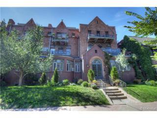 1441  Pennsylvania Street  9, Denver, CO 80203 (#8569688) :: The Peak Properties Group