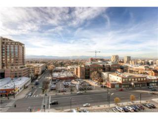 925  Lincoln Street  7F-S, Denver, CO 80203 (#8702011) :: The Peak Properties Group
