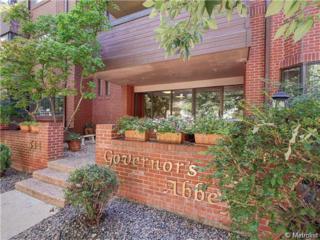 534 E 7th Avenue  205, Denver, CO 80203 (#8818212) :: The Peak Properties Group