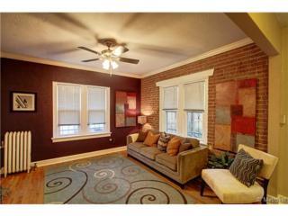 1341  Washington Street  4, Denver, CO 80203 (#8847442) :: The Peak Properties Group