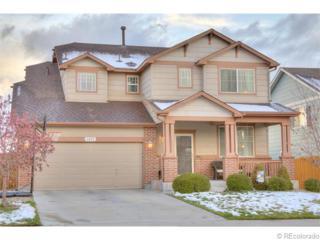 4015 S Odessa Street  , Aurora, CO 80013 (#8861203) :: The Peak Properties Group