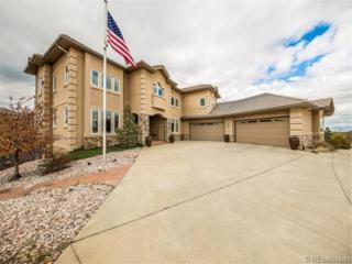 836  Diamond Ridge Circle  , Castle Rock, CO 80108 (#8900532) :: Colorado Home Finder Realty
