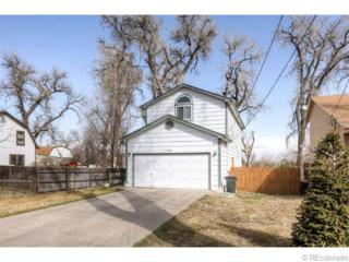 2565 W 55th Avenue  , Denver, CO 80221 (#8938144) :: The Krodel Team | Cherry Creek Properties, LLC