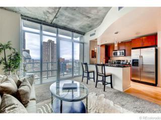 891  14th Street  2505, Denver, CO 80202 (#9295454) :: The Peak Properties Group
