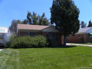 2660  Pontiac Street  , Denver, CO 80207 (#9415185) :: Colorado Home Finder Realty