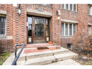 1369  Downing Street  4, Denver, CO 80218 (#9467855) :: The Peak Properties Group