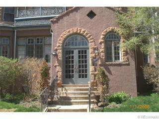 1421 N Pennsylvania Street  31, Denver, CO 80203 (#9520351) :: The Peak Properties Group
