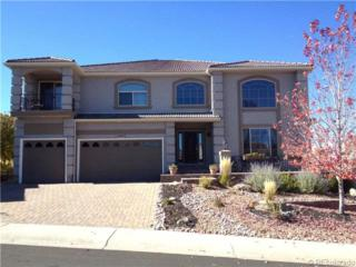 2505  Avery Way  , Castle Rock, CO 80109 (#9520656) :: The Healey Group