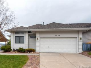 1818  Five Iron Drive  , Castle Rock, CO 80104 (#9620522) :: Colorado Home Finder Realty