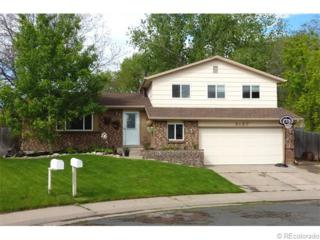 6137 S Flower Street  , Littleton, CO 80123 (#9772616) :: Colorado Home Finder Realty