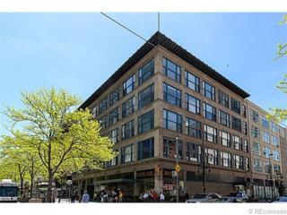 720 E 16th Street  221, Denver, CO 80202 (#9838362) :: The Peak Properties Group