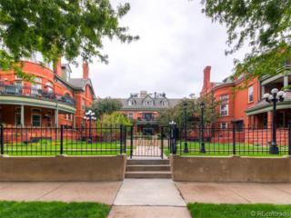 1165 N Pennsylvania Street  G1, Denver, CO 80203 (#9938630) :: The Peak Properties Group