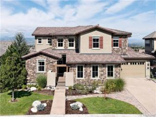 10507  Sunshower Place  , Highlands Ranch, CO 80126 (#9987764) :: The Peak Properties Group