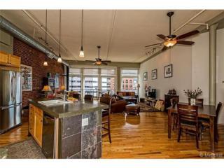 1617  California Street  4C, Denver, CO 80202 (#1818814) :: The Peak Properties Group