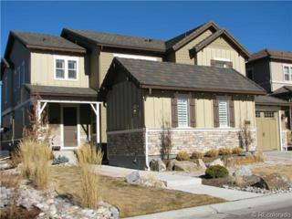 10614  Star Thistle Court  , Highlands Ranch, CO 80126 (#3774255) :: The Peak Properties Group