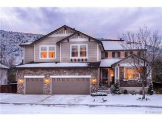 9481 S Johnson Court  , Littleton, CO 80127 (#4017051) :: The Peak Properties Group