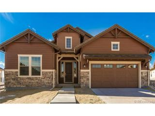 10711  Mountaingate Court  , Highlands Ranch, CO 80126 (#4150354) :: The Peak Properties Group