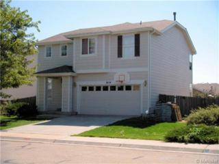3654 E 94th Drive  , Thornton, CO 80229 (#4316279) :: The Peak Properties Group