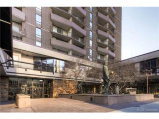 1020  15th Street  3E, Denver, CO 80202 (#6957590) :: The Peak Properties Group