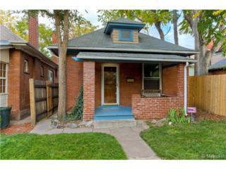 3418  Clay Street  , Denver, CO 80211 (#8884617) :: The Peak Properties Group