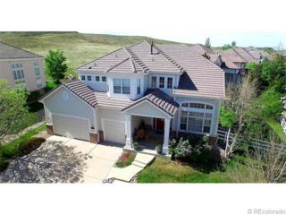 7866  Witney Place  , Littleton, CO 80124 (#9738056) :: The Peak Properties Group