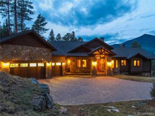 200  Whiskey Jay Hill Road  , Evergreen, CO 80439 (#8030238) :: The Healey Group