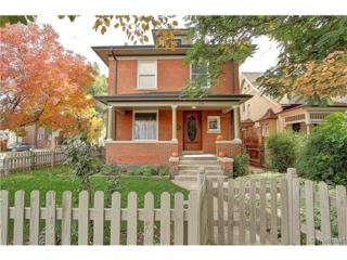200 S Lincoln Street  , Denver, CO 80209 (#9141055) :: The Healey Group