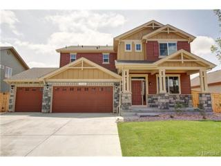 7740 E 137th Place  , Thornton, CO 80602 (#6050442) :: The Peak Properties Group