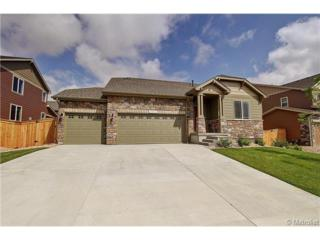 7771 E 137th Avenue  , Thornton, CO 80602 (#8255109) :: The Peak Properties Group