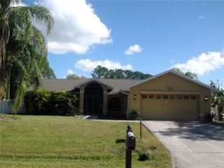 3516  Desco Road  , North Port, FL 34286 (MLS #A4109415) :: Team Pepka