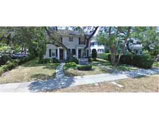 612 W Bay Street  , Tampa, FL 33606 (MLS #T2717719) :: The Duncan Duo & Associates