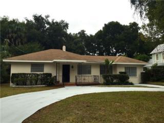 1205 E Chelsea Street  , Tampa, FL 33603 (MLS #T2728056) :: Revolution Real Estate