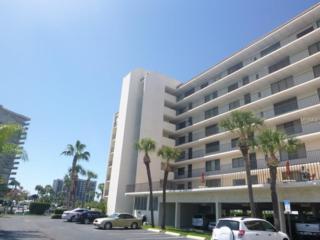 1591  Gulf Boulevard  403S, Clearwater Beach, FL 33767 (MLS #T2749817) :: The Lockhart Team