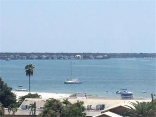 800 S Gulfview Boulevard  608, Clearwater Beach, FL 33767 (MLS #U7707640) :: The Lockhart Team